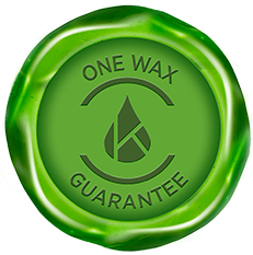 one wax guarantee